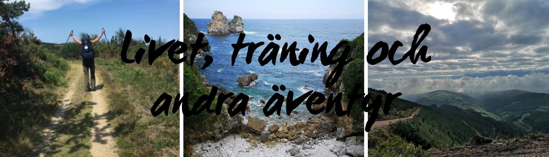 Livet, träning och andra äventyr